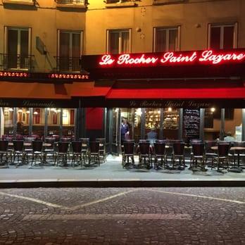 Le rocher saint lazare 10 photos brasserie 5 rue du rocher saint lazare grands magasins - Restaurant saint lazare paris ...