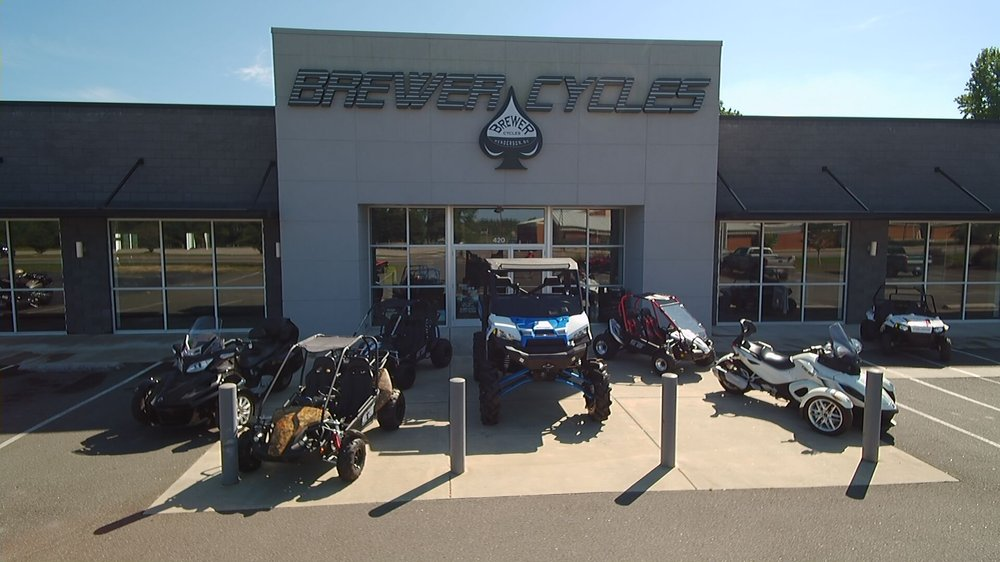 Brewer Cycles: 420 Warrenton Rd, Henderson, NC