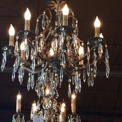 Mary Davis Vintage Lighting Fixtures Equipment