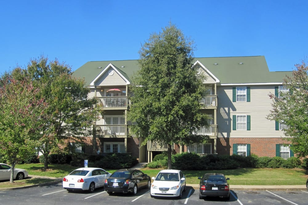 Ashley oaks apartments exterior yelp for Exterior painting greensboro nc