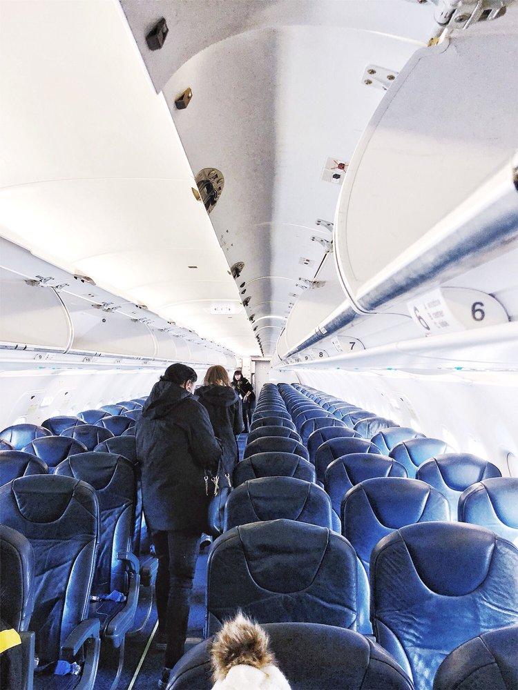 Spirit Airlines: 94-00 Grand Central Pkwy, East Elmhurst, NY