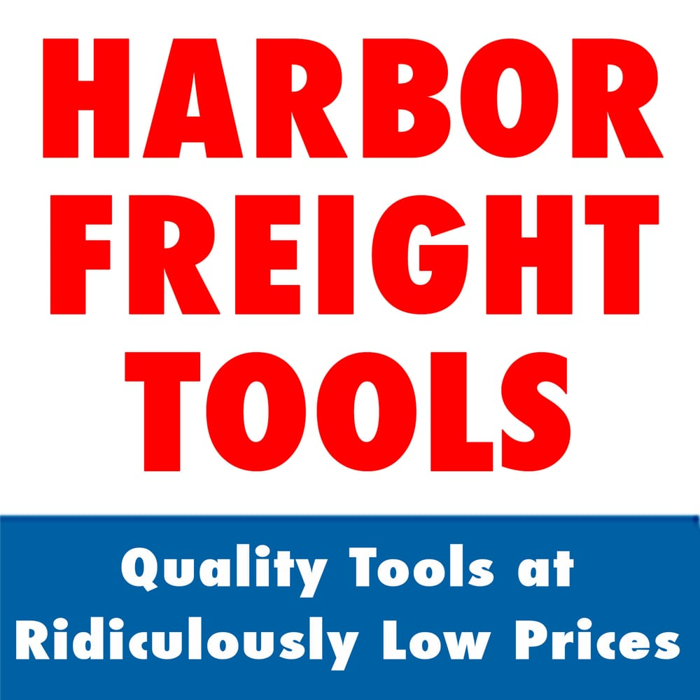 Harbor Freight Tools - 11 Reviews - Hardware Stores - 1835 S Mooney ...