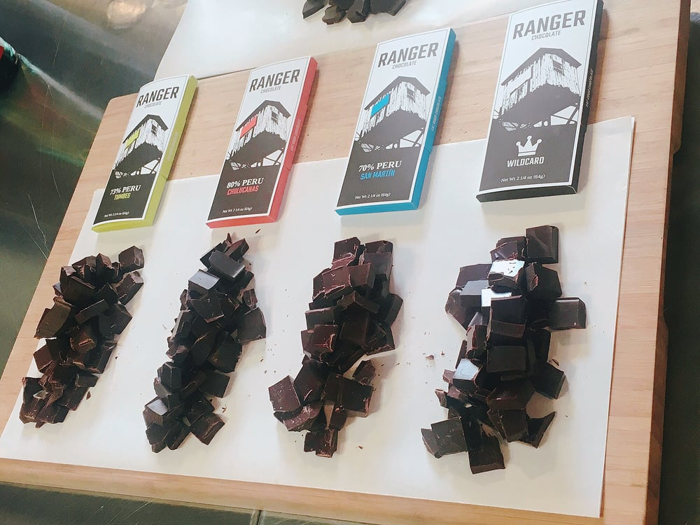 Ranger Chocolate Factory Tour & Tasting: 118 NE Martin Luther King Jr Blvd, Portland, OR