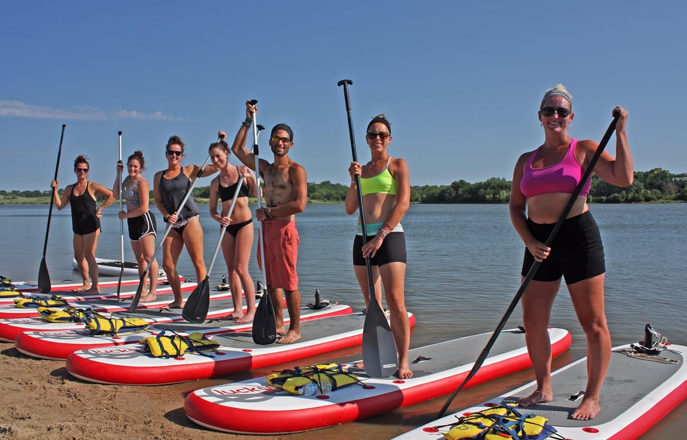 Driftwood Paddle Adventures: Fort & 138th St, Omaha, NE