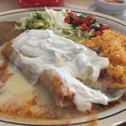 Photo Of Fabys Restaurant Conway Ar United States En Chimichanga