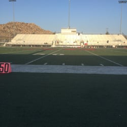 Photo of Rancho Verde High School - Moreno Valley, CA, United States. Friday