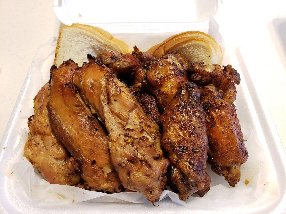 Gobble STOP Smokehouse: 1227 Castillon Arcade Plz, Creve Coeur, MO