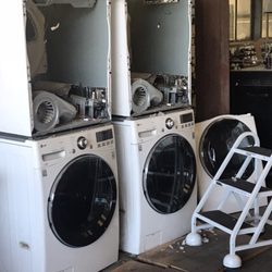 Photo Of Pasadena Liance Repair Ca United States Lg Dryer