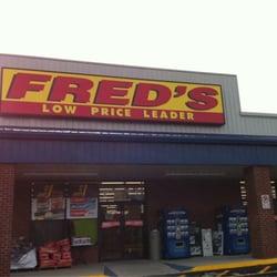 P O Of Freds Dollar Store Cleveland Ga United States