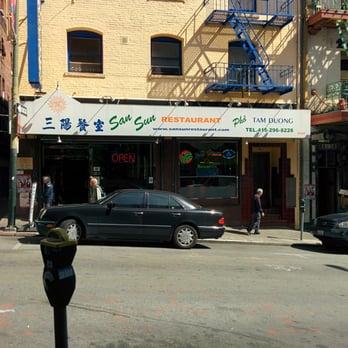 Sun Wah Kue Restaurant San Francisco