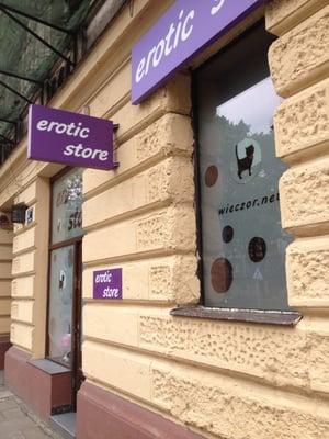 sex shop krakow