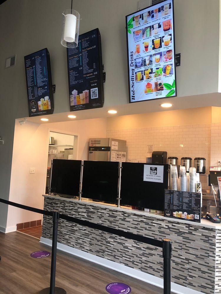 Ding Tea Athens: 125 W Washington St, Athens, GA
