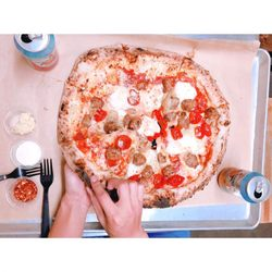 Photo Of Antico Pizza