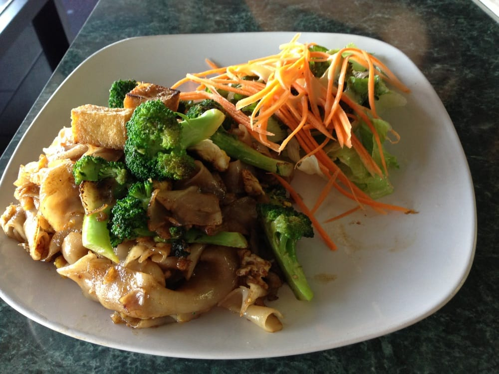 Munch Thai Food Sweet Tea Anaheim Ca