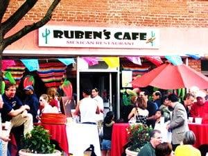 Ruben S Cafe Peekskill Ny
