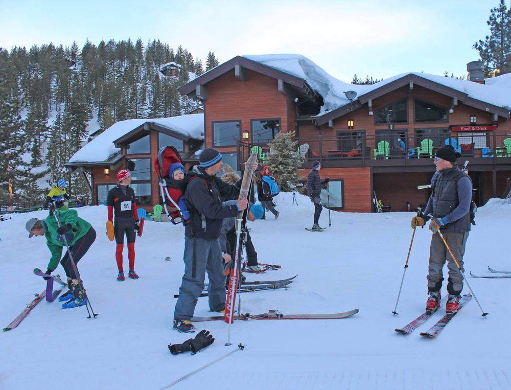 Social Spots from Tahoe Multisport
