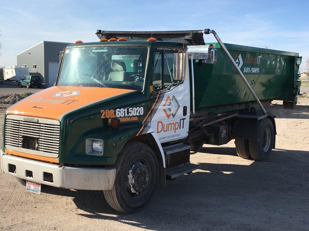 Dump-IT: 2310 N Deborah Dr, Idaho Falls, ID