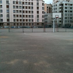 Terrain de sport du colombier arena stadiums 85 rue for Terrain lyon