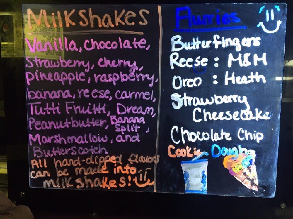 Shake Shoppe: 1625 Liberty Ave, Ironton, OH