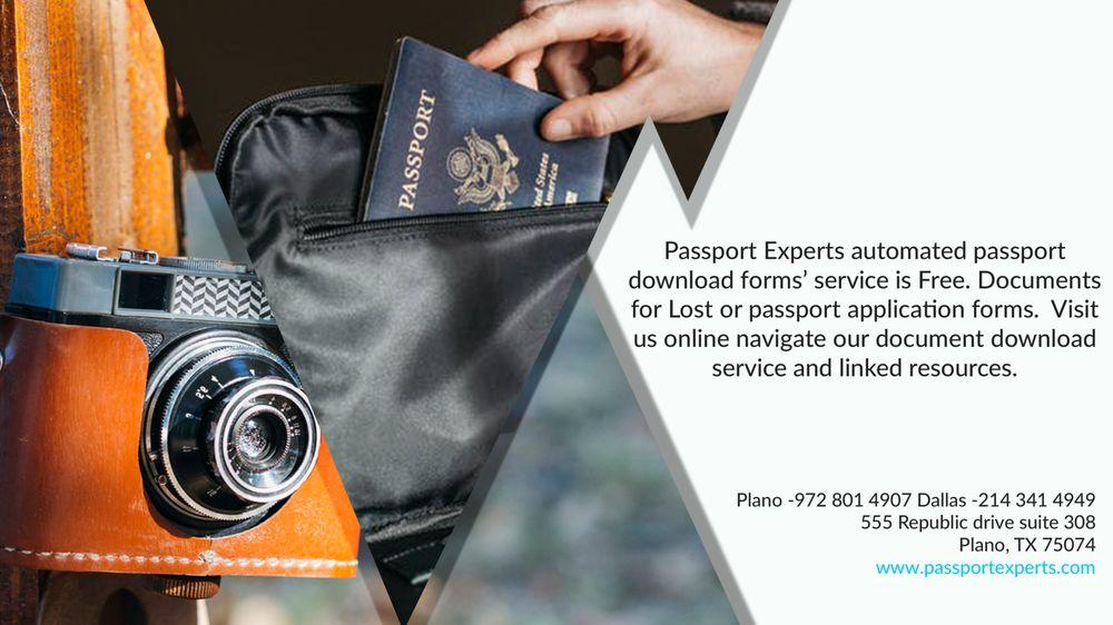 Passport Experts: 555 Republic Dr, Plano, TX