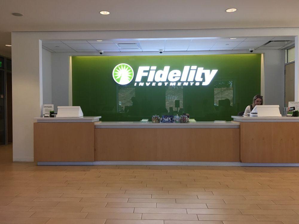 Fidelity Investments: 101 University Blvd, Denver, CO