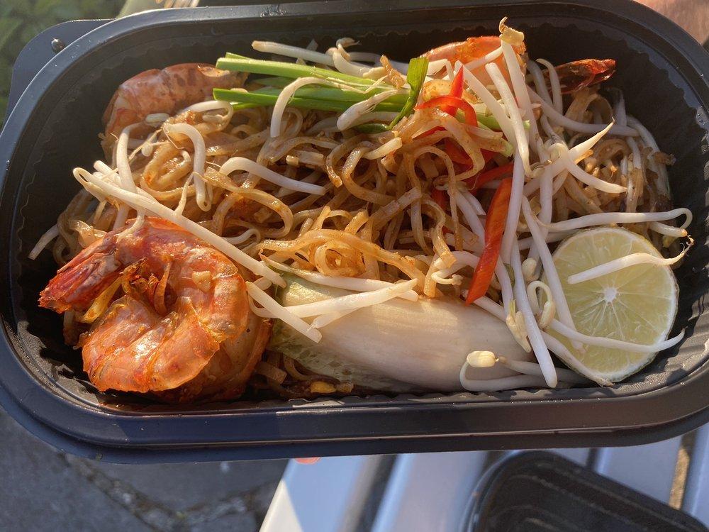Restaurant Maï Thaï - Clarens