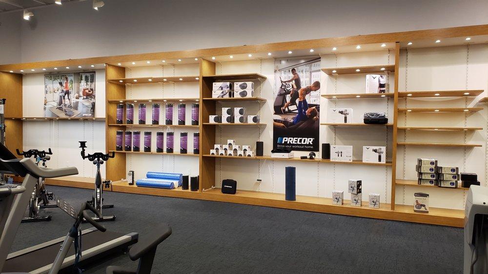 Precor Home Fitness: 20610 Stevens Creek Blvd, Cupertino, CA
