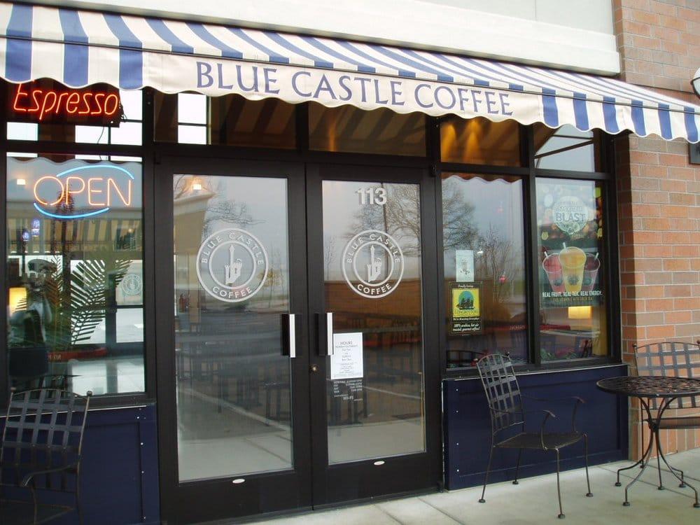 Blue Castle Coffee: 802 SE 14th Pl, Battle Ground, WA