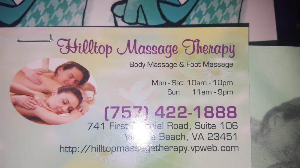 Look for Asian massage near virginia beach