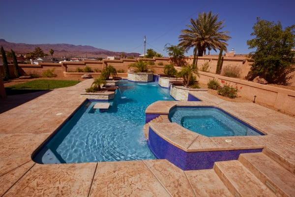 Advantage Pools 500 Lake Havasu Ave N City Az Swimming Dealers Mapquest