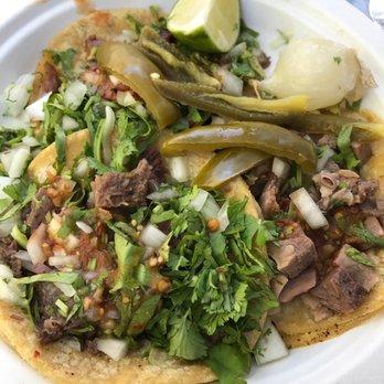 Taqueria Patzcuaro Food Truck Sunnyvale Ca