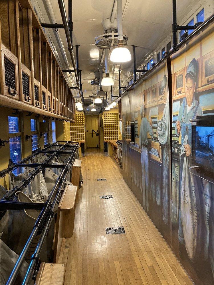 North Carolina Transportation Museum: 1 Samuel Spencer Dr, Spencer, NC