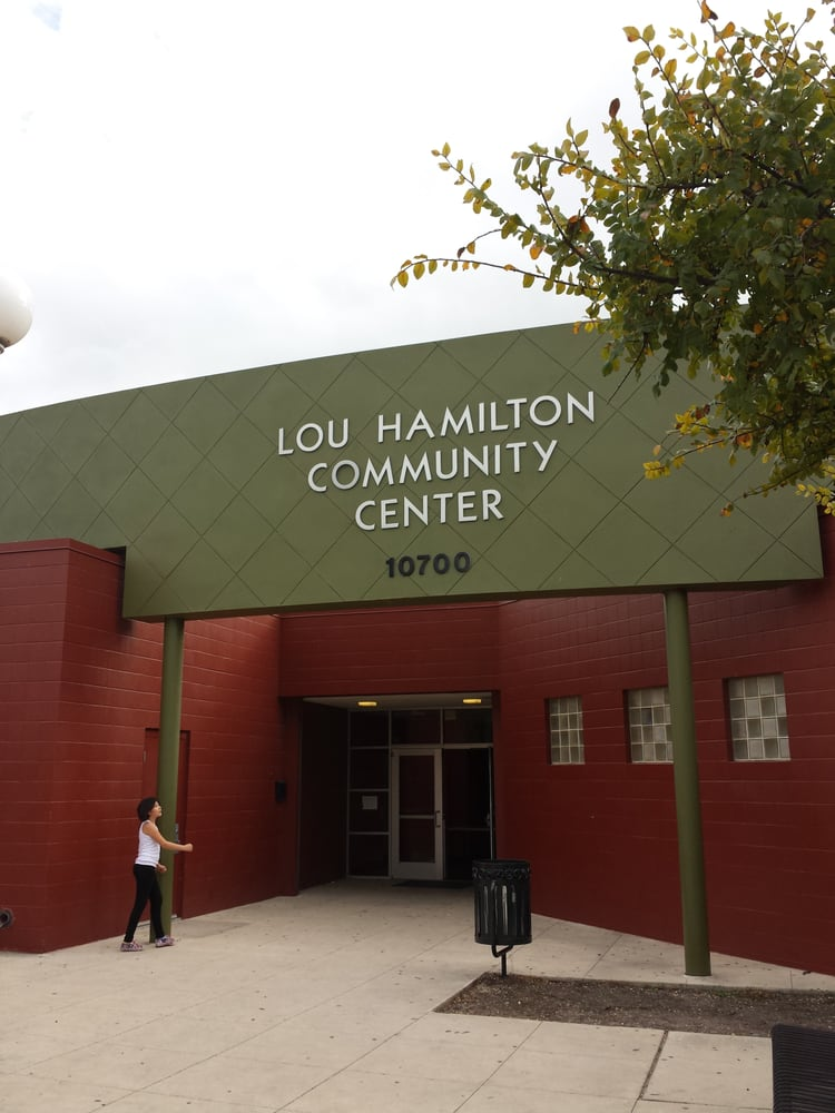 Lou Hamilton Community Center