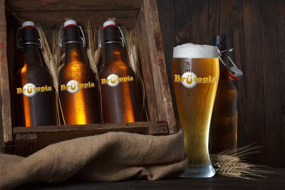 Brutopia Beer
