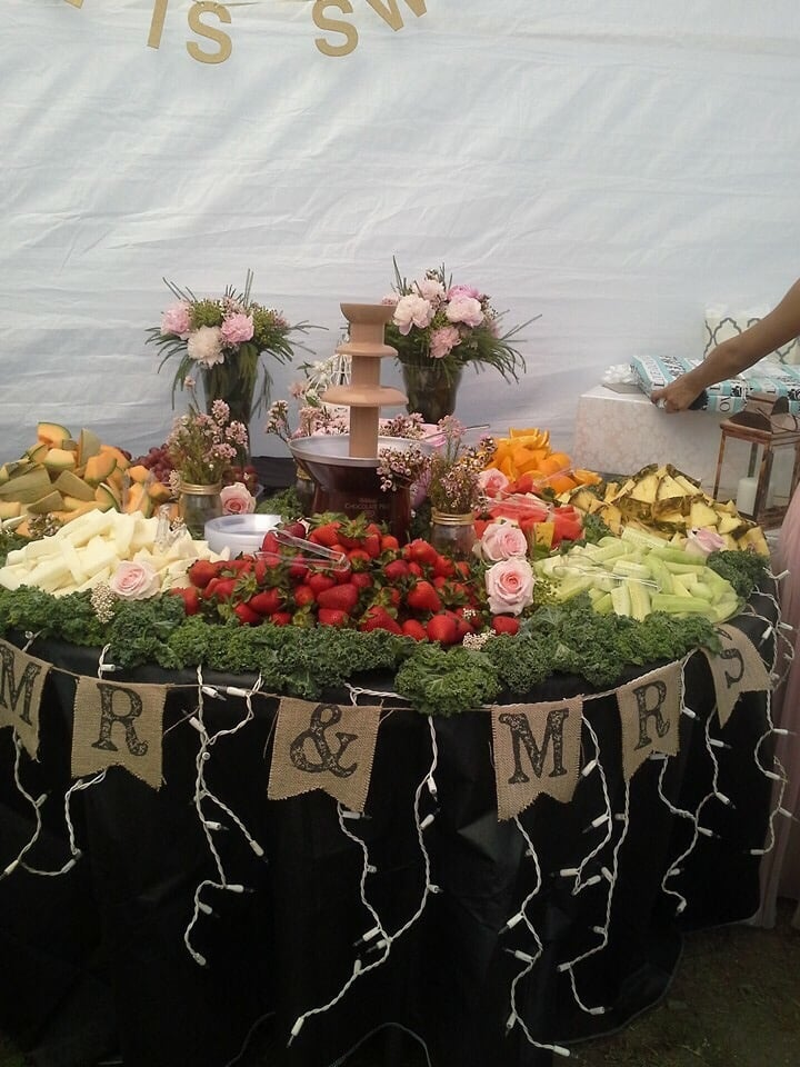 Marvellous How To Set Up A Fruit Table Gallery - Best Image Engine ...