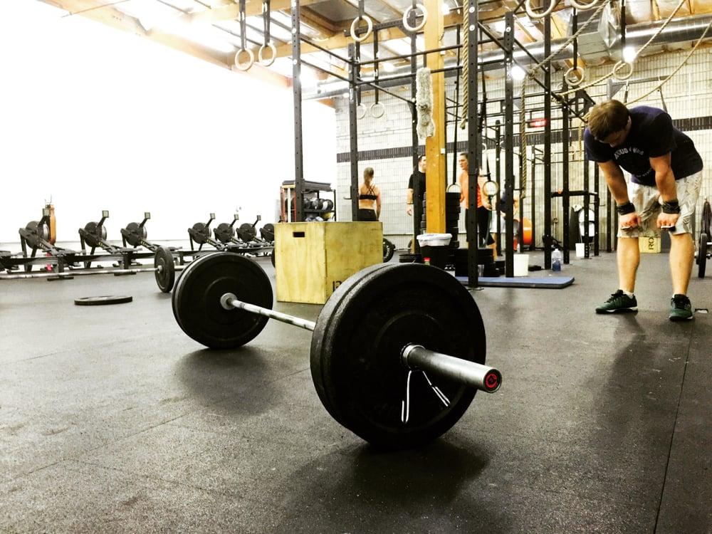 Spark CrossFit