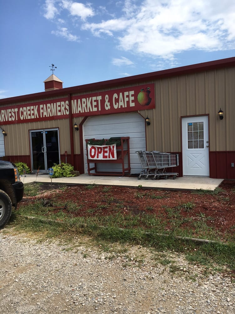 Harvest Creek Farms Market: 10165 N Harrison, Shawnee, OK