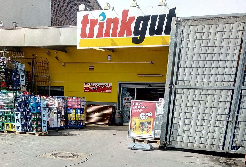 Trinkgut - Getränkemarkt - Tussmannstr. 74, Pempelfort, Düsseldorf ...