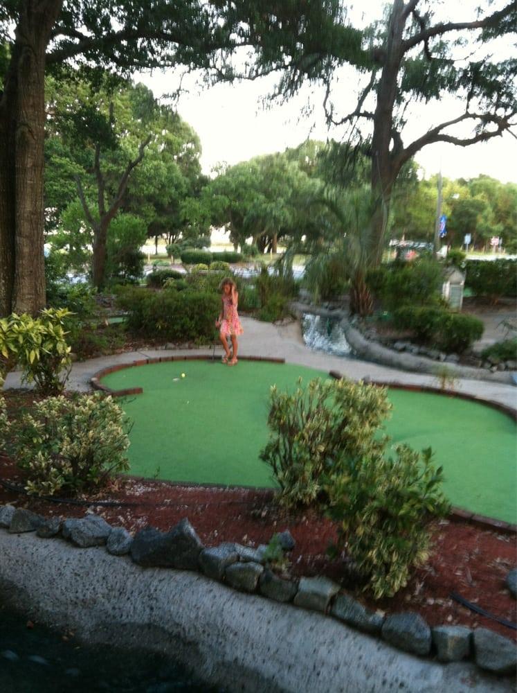Par Harbor Mini Golf: 305 Sunset Blvd N, Sunset Beach, NC