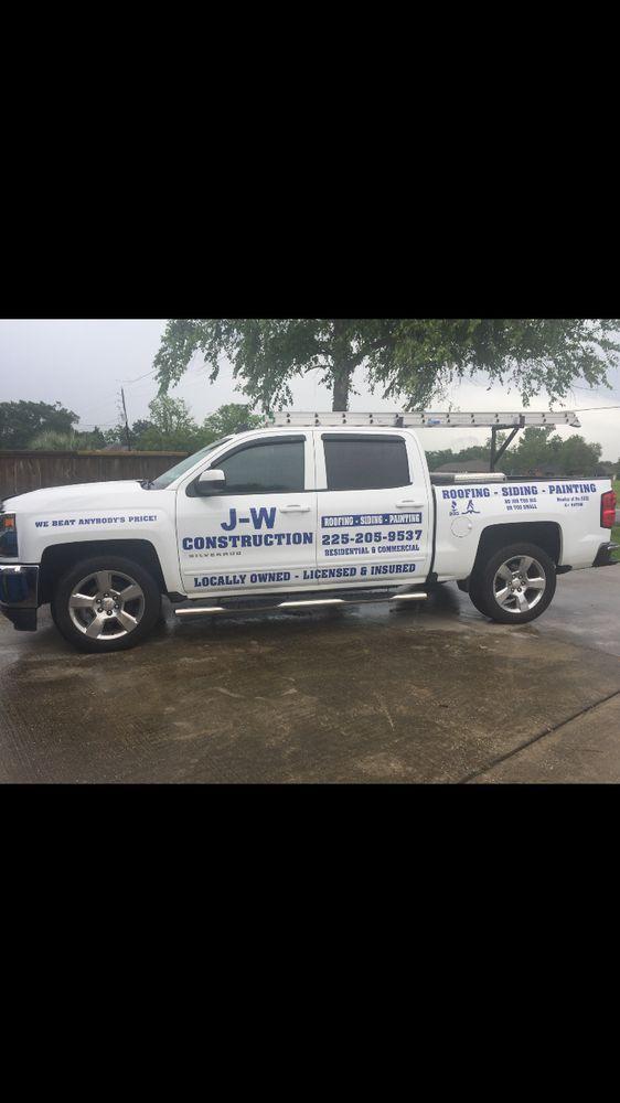 J&W Roofing & Construction: Baton Rouge, LA