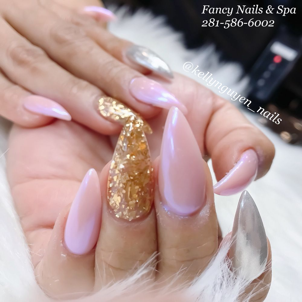 Thank you Ryan for my pedi. Love my nails as well. Staff was ...