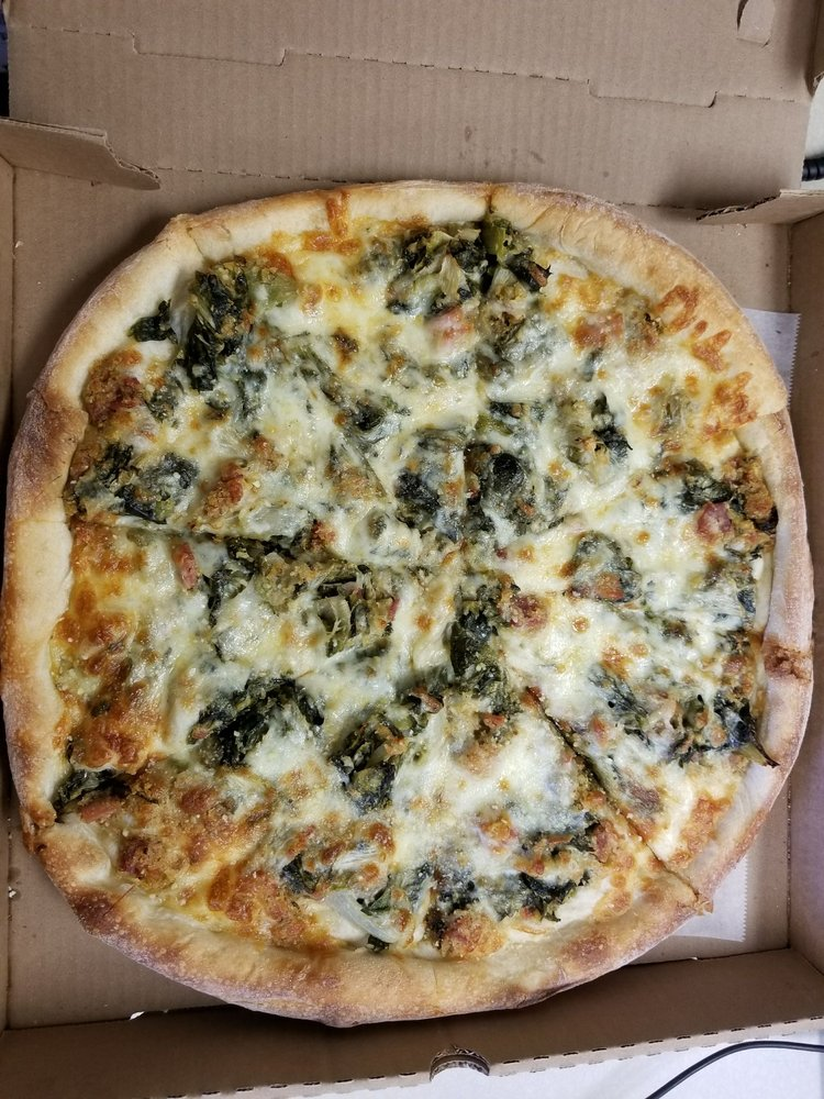Francesca's Pizza & Italian Kitchen: 207 Oswego St, Liverpool, NY