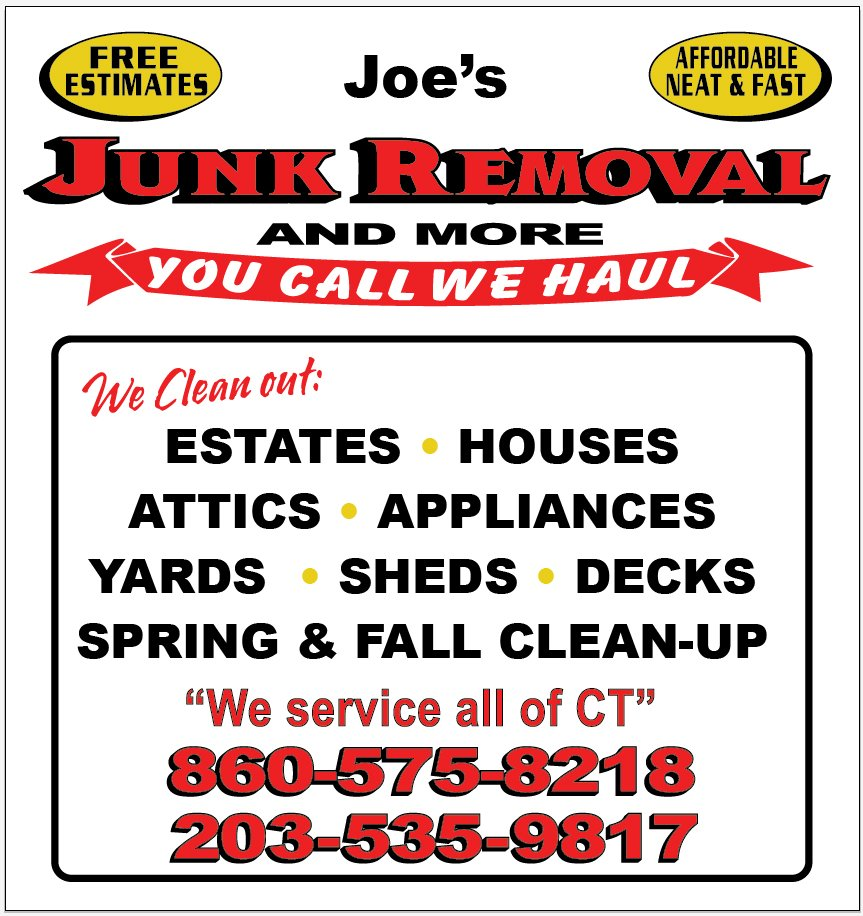 Joes junk removal and more junk removal hauling danbury ct joes junk removal and more junk removal hauling danbury ct phone number yelp magicingreecefo Choice Image