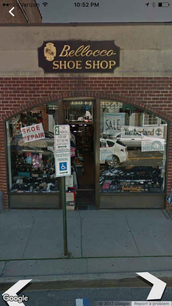 Bellocco Shoe Shop: 36 Glen St, Glen Cove, NY