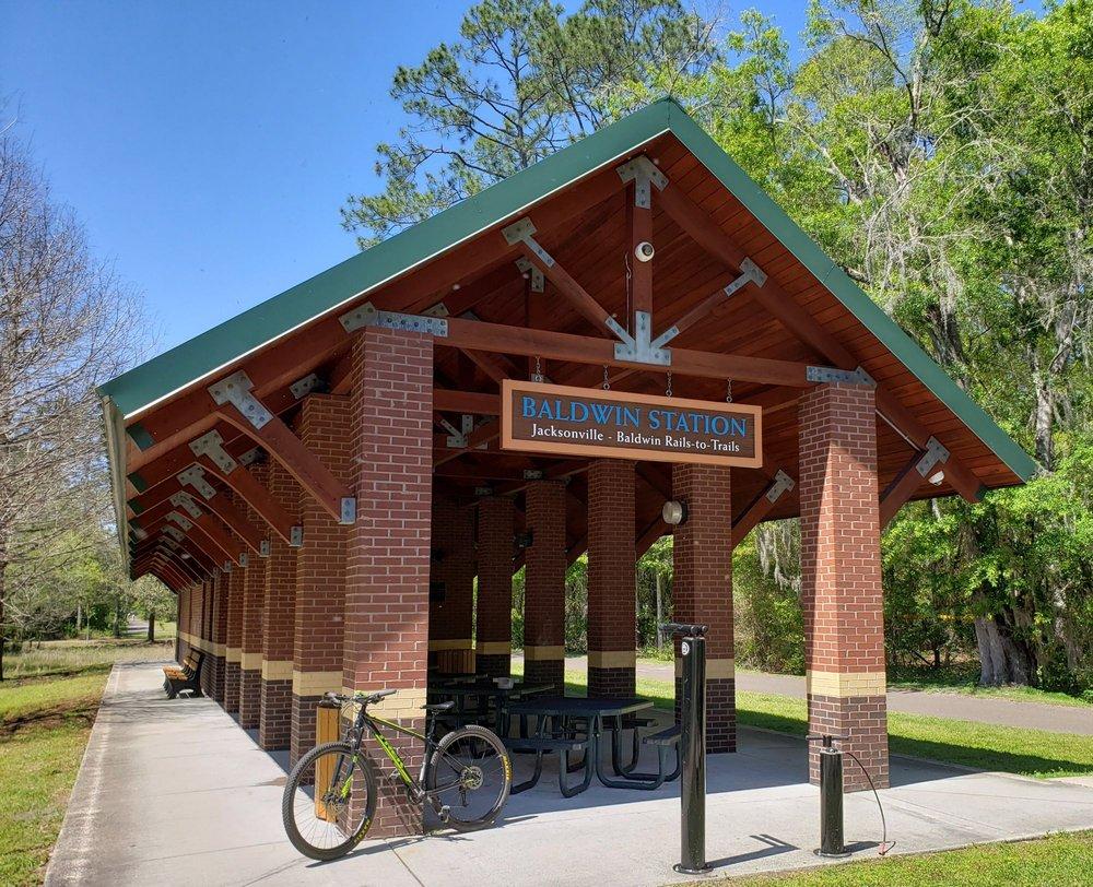 Jacksonville-Baldwin Rail-Trail
