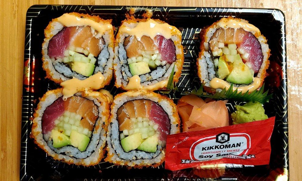 Ichiban Mikoshi Sushi: 221 Muddy Branch Rd, Gaithersburg, MD