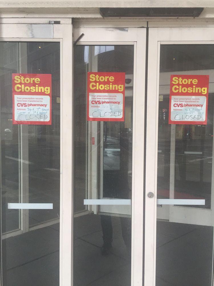CVS Pharmacy: 36 E 7th St, Cincinnati, OH