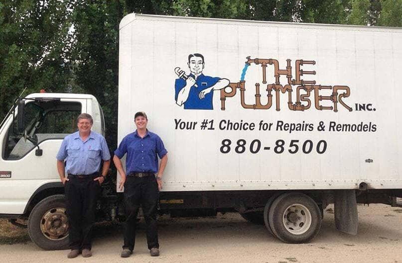 The Plumber: 166 Kootenai Crk Rd, Stevensville, MT