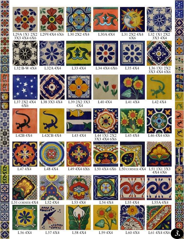 Talavera Tile At Gon Z Decorations Yelp