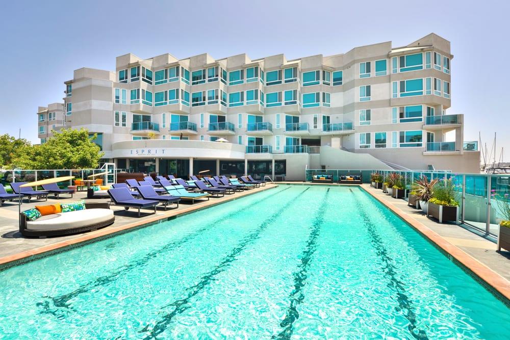 Esprit Marina Del Rey 76 Photos 68 Reviews Apartments 13900 Marquesas Way Ca Phone Number Yelp